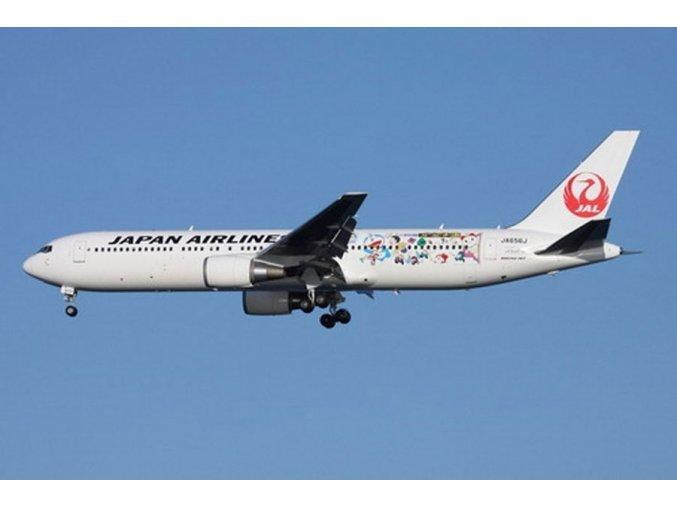Phoenix - Boeing  B 767-346ER, dopravce JAL Japan Airlines, Japonsko 1/400