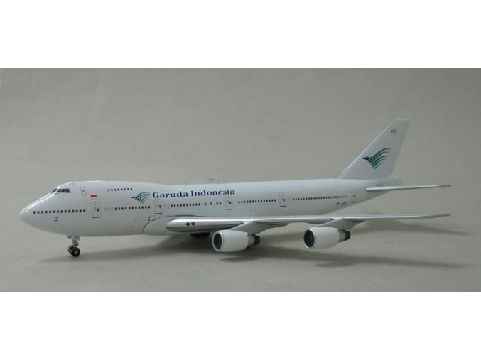 Apollo - Boeing  B 747-267B, dopravce Garuda Indonesia, Indonézie, 1/400