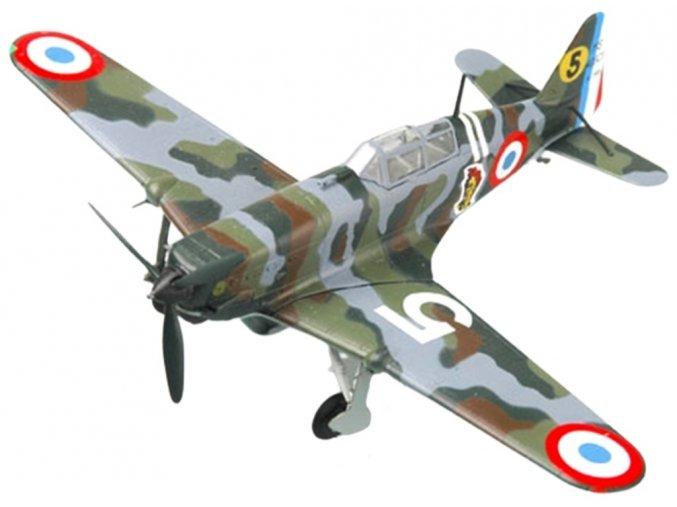 Easy Model - Morane-Saulnier MS.406, Vichy, 1/72