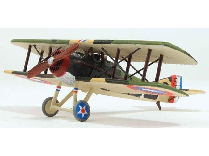 Wings of the Great War - SPAD S.XIII, US Army, 94th Aero Sqn, Eddie Rickenbacker, 1918, 1/72