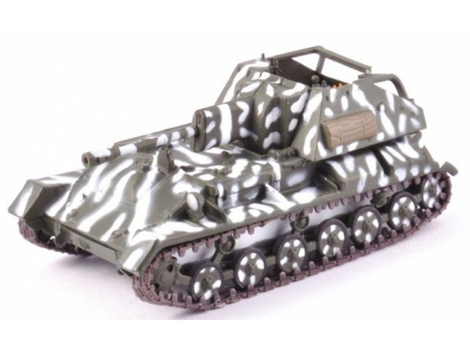 Altaya - Su-76, sovětská armáda, 1/72