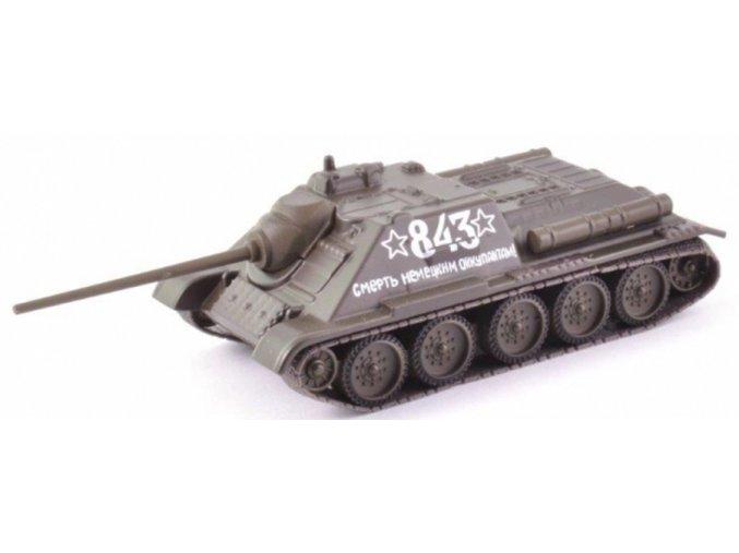 Altaya - SU-85, sovětská armáda, 1/72