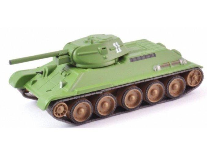 Altaya - T-34, sovětská armáda, SSSR, 1/72