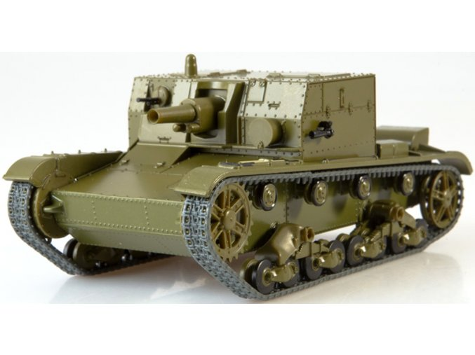 Russian Tanks - AT-1, sovětská armáda, 1/43