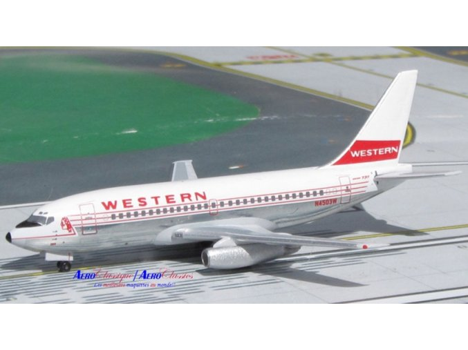 AeroClassic - Boeing B737-247, dopravce Western Airlines, USA, 1/400