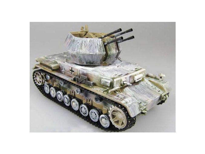 PanzerStahl - Flakpanzer IV Wirbelwind, s.Pz.jg.Abt.654, Alsace, 1945, 1/72, SLEVA 22%