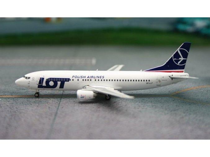 Phoenix - Boeing B737-45D, dopravce LOT Polish Airlines, Polsko, 1/400