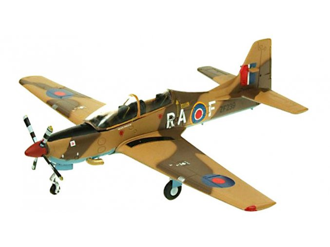 Aviation 72 - Short Tucano T.Mk 1, RAF Tucano Display Team, ZF239, 2013, 1/72
