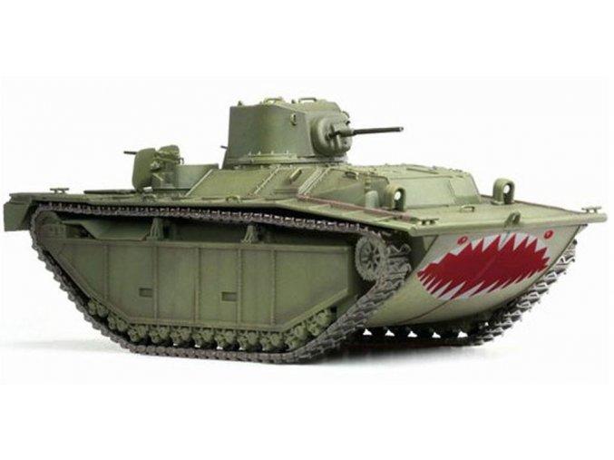 Dragon Armor - LVT(A)-1, US Army, válka v pacifiku, 1945, 1/72