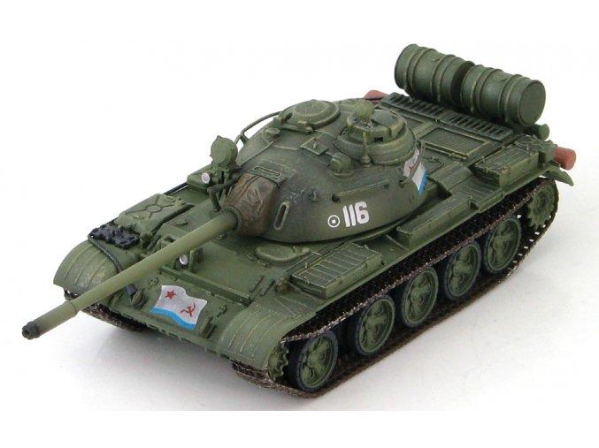 Hobbymaster - T-55A, sovětská armáda, Etiopie, 1980, 1/72