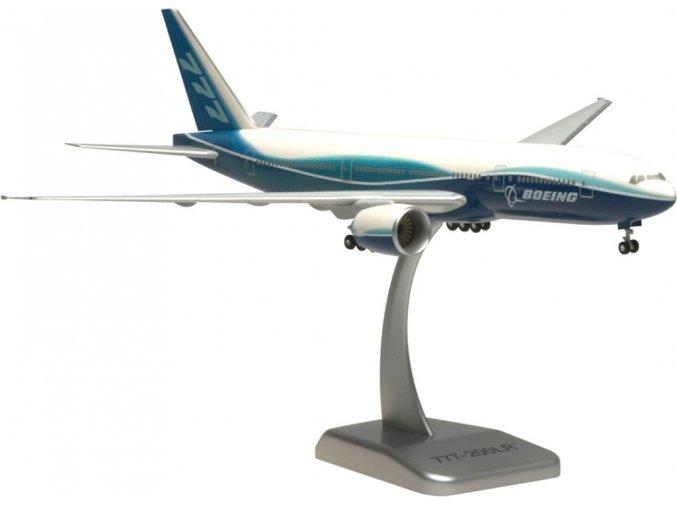 Limox - Boeing B777-267, dopravce Boeing Aircraft Company, USA, 1/200