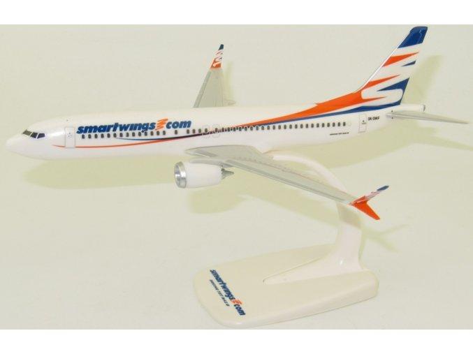 PPC Holland - Boeing B737 MAX 8, SmartWings, OK-SWF, Česká republika, 1/200