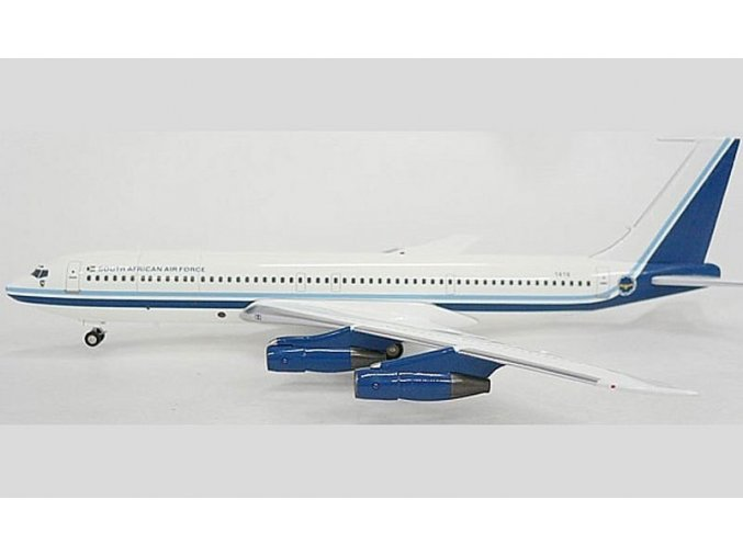 Inflight200 - Boeing B 707-328C, dopravce South African Air Force, 1/200