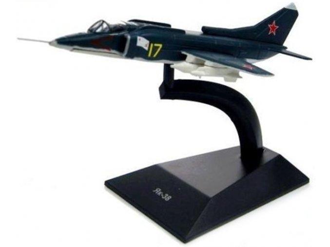 Altaya - Yakovlev Yak-38 ''Forger'', sovětské letectvo, 1/126, SLEVA 32%