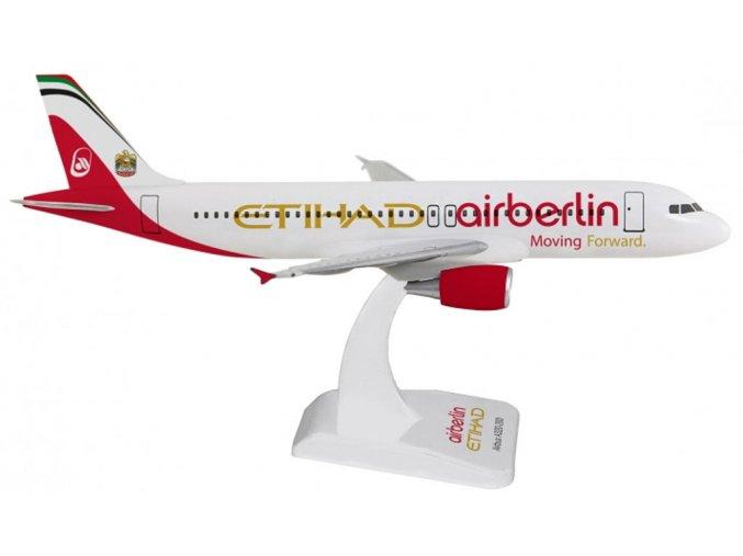 Limox - Airbus A 320-214, společnost Air Berlin, Německo, 1/200