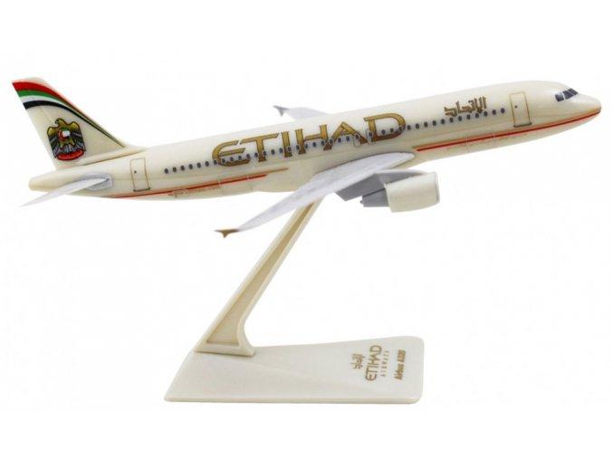 Limox - Airbus A 320-232, společnost Etihad Airways, Spojené Arabské Emiráty, 1/200