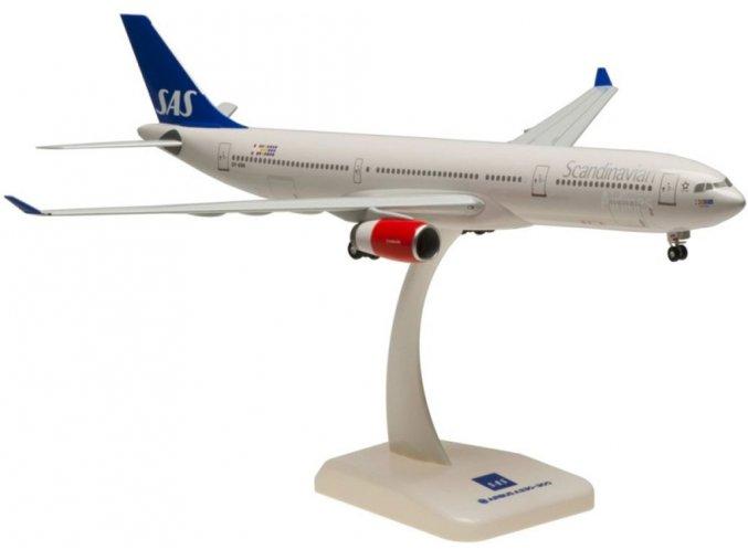 Limox - Airbus A330-200, společnost SAS Scandinavian Airlines, Švédsko, 1/200
