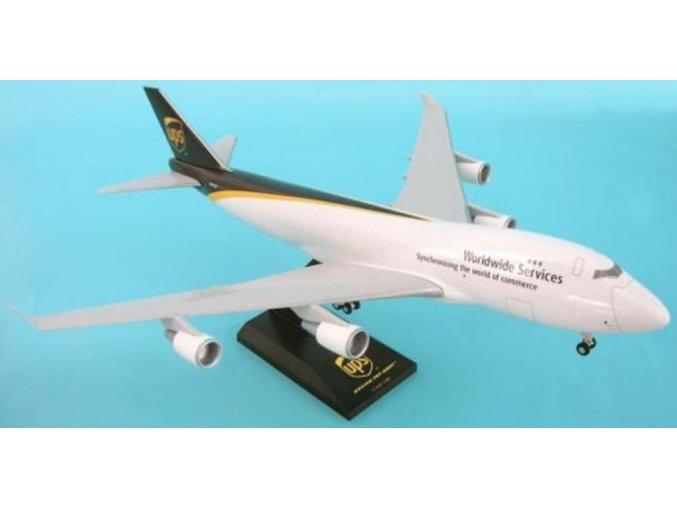Skymarks - Boeing B747-400F Jumbo Jet, společnost UPS United Parcel Service, USA, 1/200