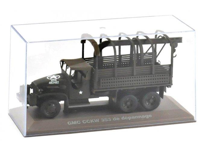 Atlas Models - GMC CCKW 353, US Army, 1/43