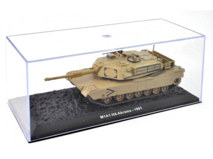 Atlas Models - M1A1HA Abrams, USMC, 1991, 1/72