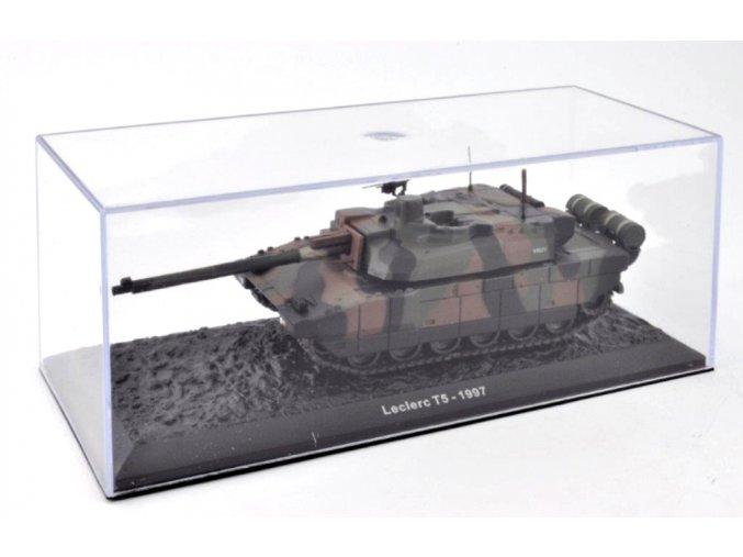Atlas Models - Leclerc T5, francouzská armáda, 501-503éme RCC, 1/72