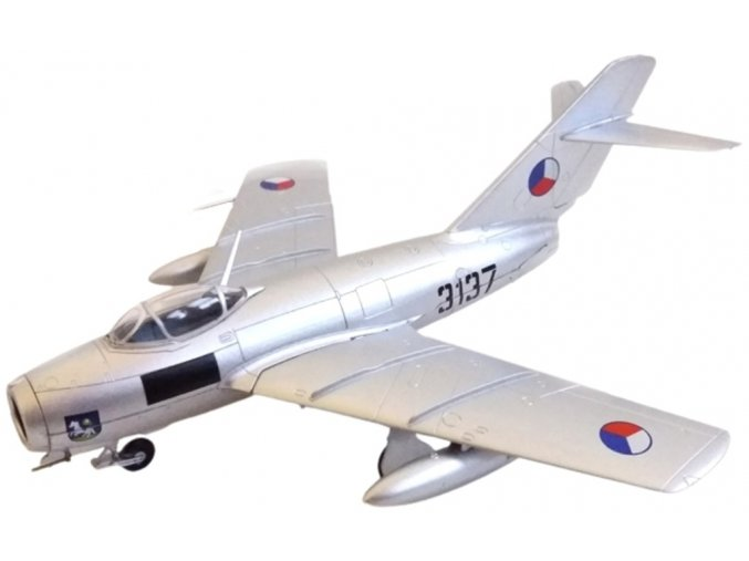 Easy Model - Mikojan-Gurevič MiG-15 bis SB (CS-103), československé letectvo, 30. stíhací bombardovací letecký pluk, 1/72