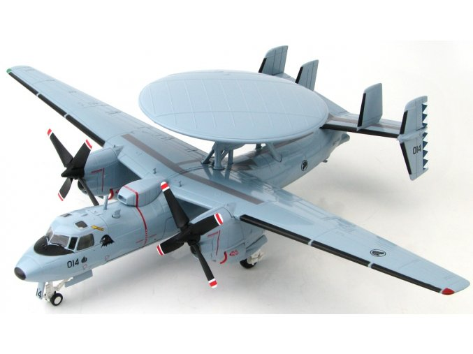 HobbyMaster - Northrop Grumman E-2C Hawkeye, Singapurské letectvo, 111 Squadron, 1/72