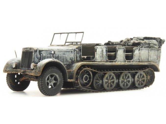 Artitec - Sd.Kfz 7 Zugkraftwagen 8t Winter, 1/87