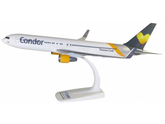 """Herpa - Boeing B757-330, dopravce Condor, """"2010s"""" Colors, Německo, 1/200"""