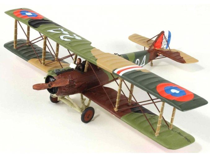Wings of the Great War - Salmson 2-A2, US Army, 1st Aero Sqn., 1918, 1/72