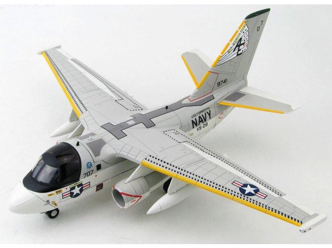 Hobby Master - Lockheed S-3A Viking, US NAVY, VS-28 Hukkers, USS Forrestal, 1/72, SLEVA 9%