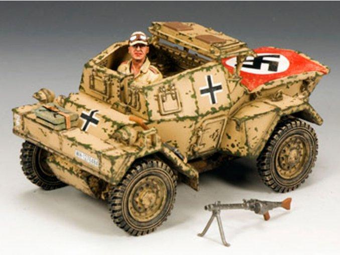 "King & Country - Daimler ""Dingo"", Deutsches Afrika Korps, 1/30"