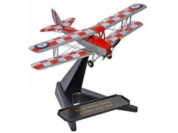 Oxford - de Havilland Tiger Moth, 32.Squadron, 1/72