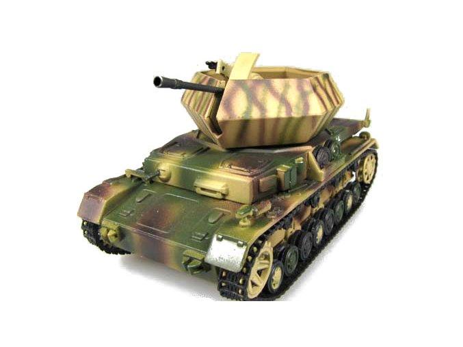 PanzerStahl - Flakpanzer IV Ostwind - pojízdný flak, 1945,  1/72, SLEVA 18%
