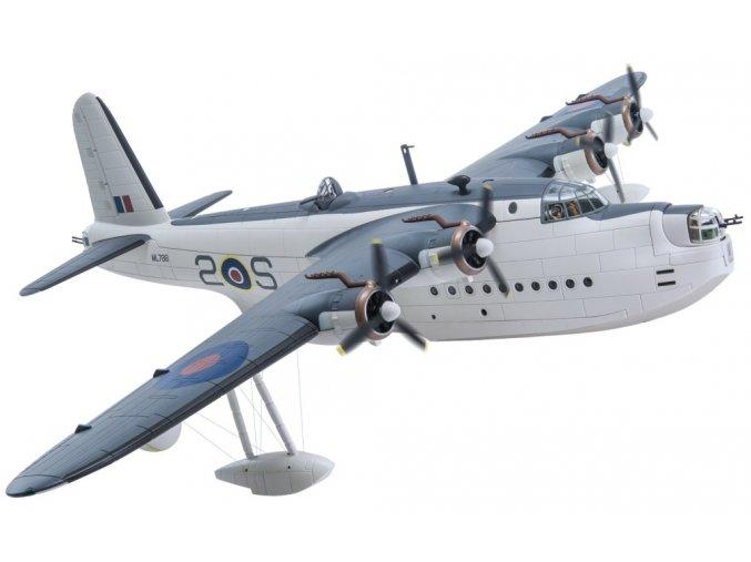 Corgi - Short Sunderland Mk.III, RCAF, 422.squadrona, Pembroke Dock, 1/72