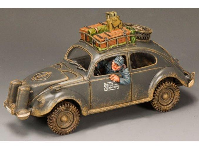 King & Country - KdF - Wagen, Luftwaffe, 1/30