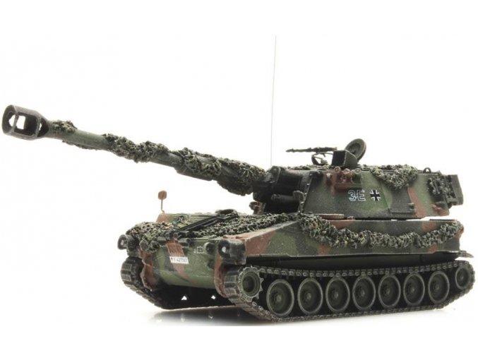 Artitec -  M109 A3G, flecktarnung, gefechtsklar, Bundeswehr, Německo, 1/87