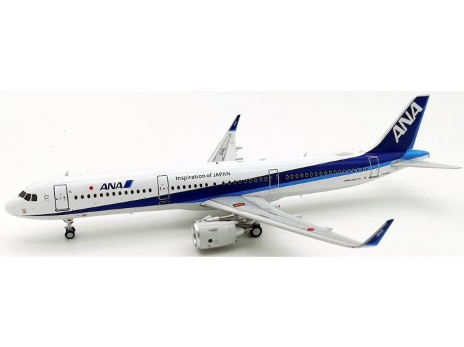 J Fox - Airbus A321neo, společnost ANA JA144A, Japosko, 1/200