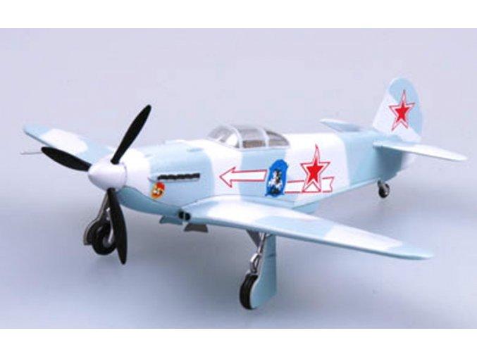 Easy Model - Yakovlev Yak-3, 1/72