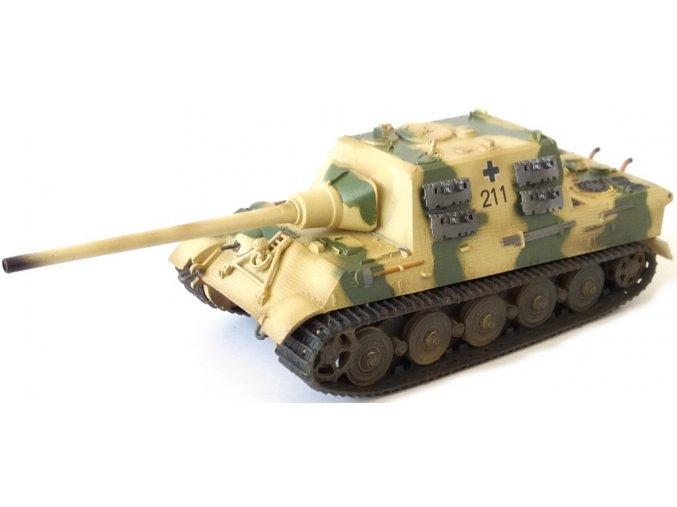 Easy Model - Sd.Kfz.186 Jagdtiger (H), sPz.Jag.Abt.512, 1/72