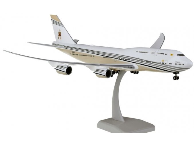 Hogan - Boeing B747-8, společnost Brunei Government, Brunej, 1/200
