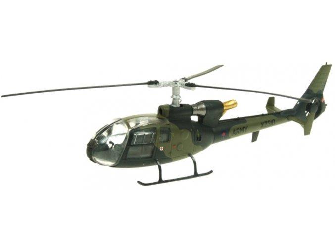 Aviation 72 - Westland Gazelle HCC.Mk 4, RAF, 670 (Training) Sqn., 1/72