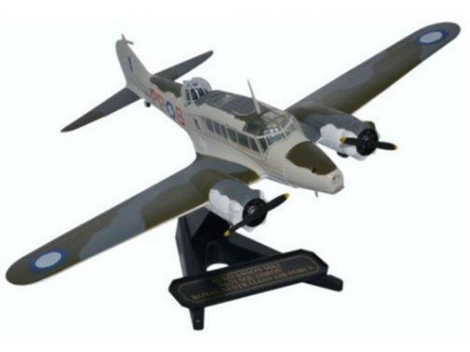 Oxford - Avro Anson Mk.I, RAAF No.71 Sqn, Lowood, Austrálie, 1943, 1/72