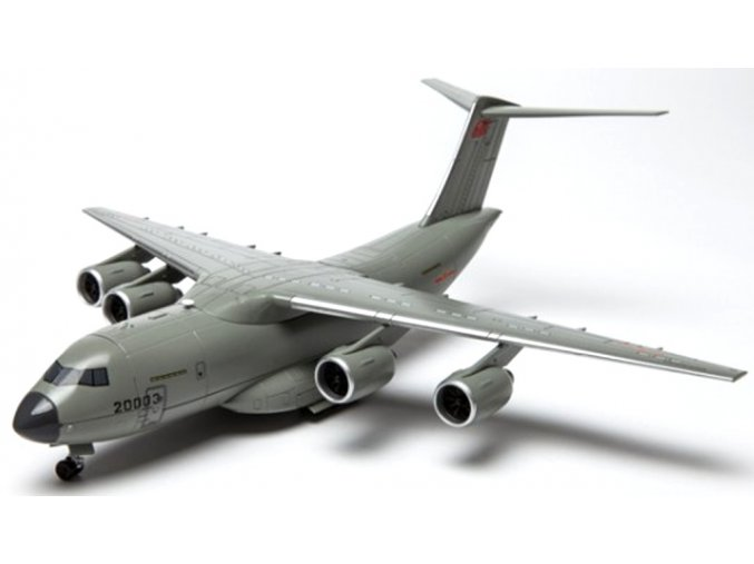 Air Force One - Xian Y-20, čínské letectvo, 1/144
