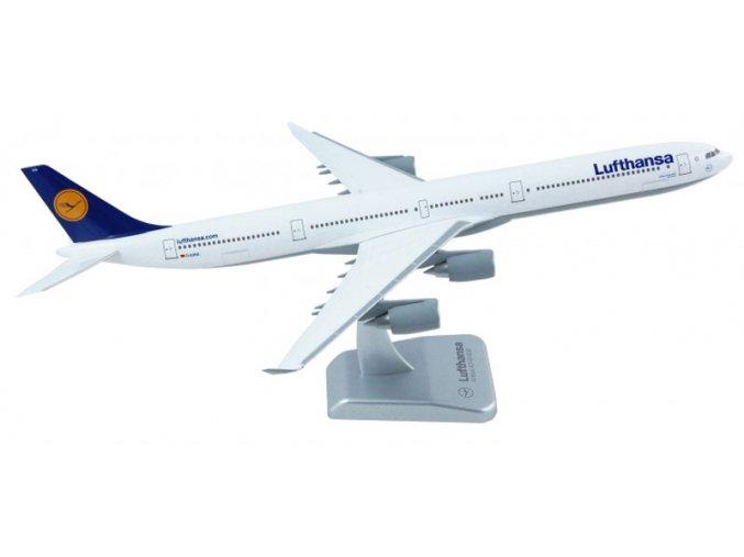 Limox - Airbus A340-632, společnost Lufthansa, Německo, 1990's colors, 1/200