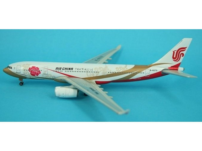 Phoenix - Airbus A330-243, společnost Air China, Čína, 1/400