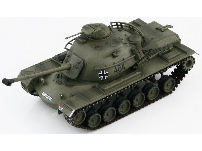 HobbyMaster - M48A2 Patton, Bundeswehr, PzBt.24, Německo, 1962, 1/72