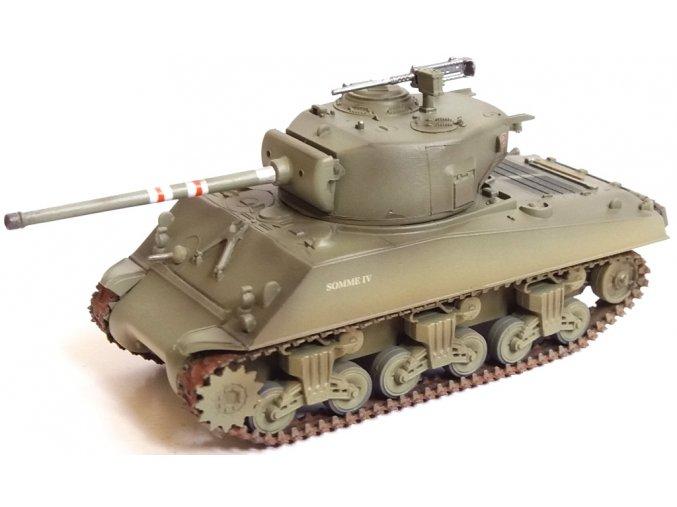 Easy Model - M4A3 Sherman, US Army, 1.obrněná divize, 1/72