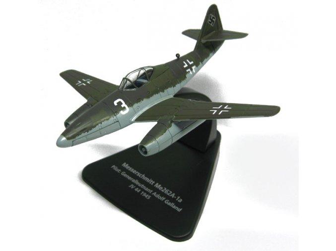 Oxford - Messerschmitt Me-262 A-1a Schwalbe, Luftwaffe, JV 44, 1945, Adolf Galland, 1/72