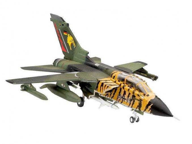 Revell - Panavia Tornado ECR, ModelSet 64048, 1/144